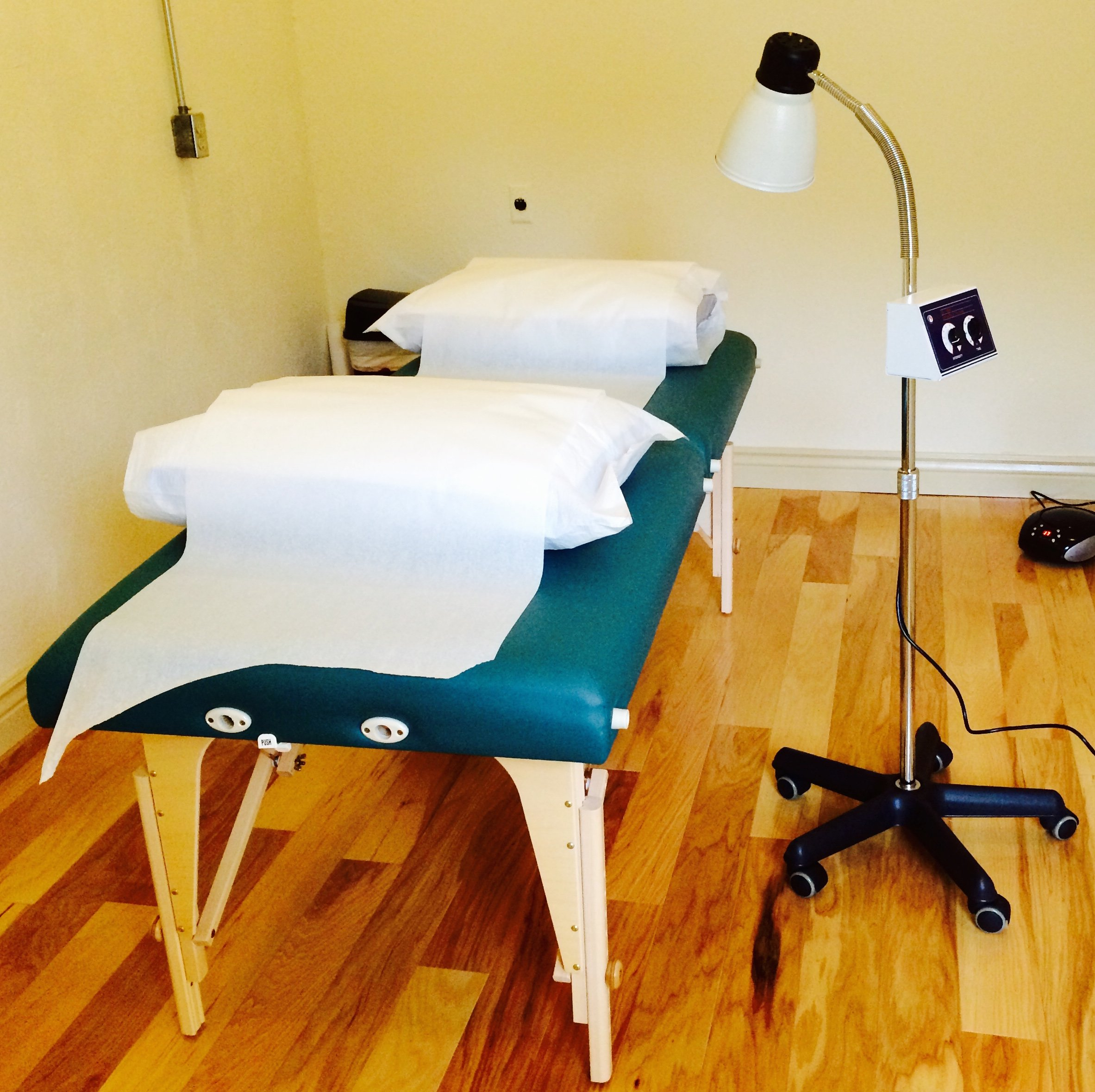 Boca Raton Acupuncture Treatment Room
